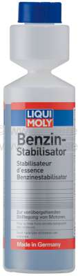 Citroen-2CV Gasoline stabilizer 250ml. Preserves and protects the fuel from ageing and oxidation. Prev