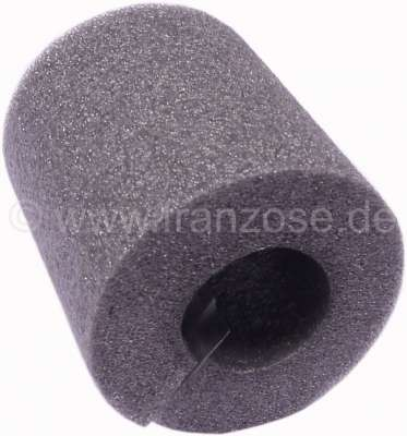 Citroen-2CV Execution rubber (foam rubber) for the Choke. Suitable for Citroen 2CV.