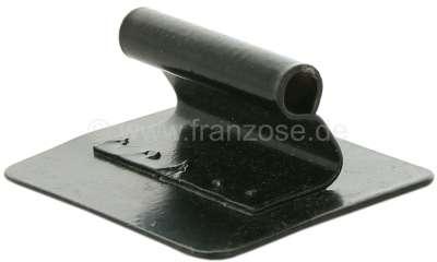 Citroen-2CV Foot throttle mounting board (fixture) down. For Citroen 2CV with being foot throttle. (Fo