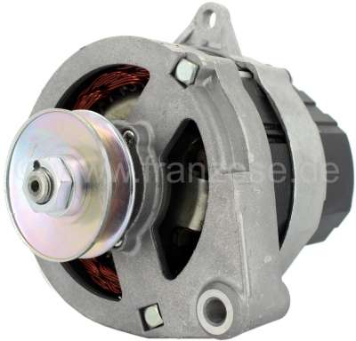 Citroen-2CV Generator for Citroen VISA 652 (2 liners), Citroen LNA. In the exchange, 40 ampere. 50 eur
