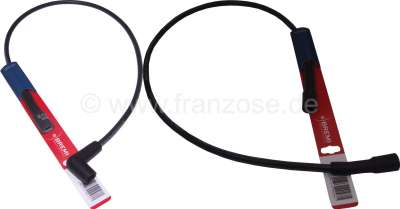 Citroen-2CV Ignition cable set for our ignition coil 14395! Caution, these cables fit only for ours sp