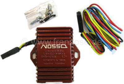 Citroen-2CV solid state ignition system 12V, universal suitable for all french cars with contacts 2cv,