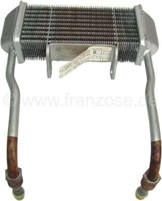 Citroen-2CV Oil cooler for Citroen AMI 6 + 8th 9 cooling fins