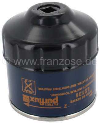 Renault Oil filter tool (76mm inside diameter) , particularly for PURFLUX oil filter with 6 or 12