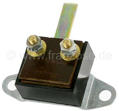 Citroen-2CV Stop light switch old version. Suitable for Citroen 2CV + Citroen DS, to year of construct