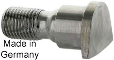 Citroen-2CV Wheel bolt rear (in the drum), suitable for Citroen 2CV. Made in Germany!