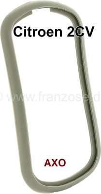 Citroen-2CV Taillight cap seal (for original tail lamps orange), suitable for Citroen 2CV to year of c