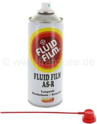 Citroen-2CV Fluid film AS-R 400ml spray can. Long-term corrosion protection + penetrating oil. The can
