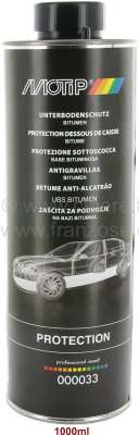 Citroen-2CV Underbody coating + stone guard to squirt, for underbody protection pistol. 1000ml
