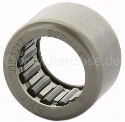 Citroen-2CV Steering worm bearing bush (down at the needle bearing). Suitable for Citroen 2CV. The bea