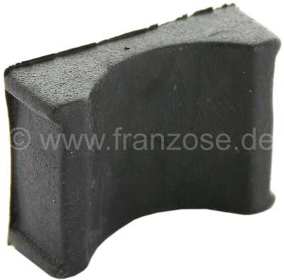 Citroen-2CV Steering column distance rubber at the body, suitable for Citroen 2CV from the 50s! Ori.Nr