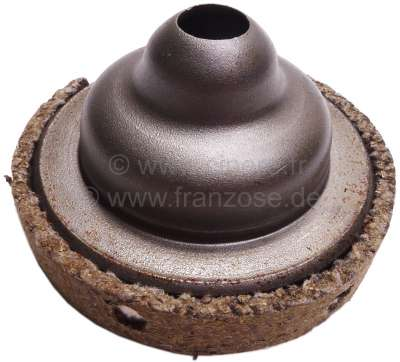 Citroen-2CV Friction disk (plate) for the small suspension pot. 110mm diameter. Suitable for Citroen 2
