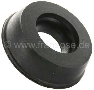 Citroen-2CV Rubber stop at the suspension pot (for large suspension pot). Suitable for Citroen AK400,