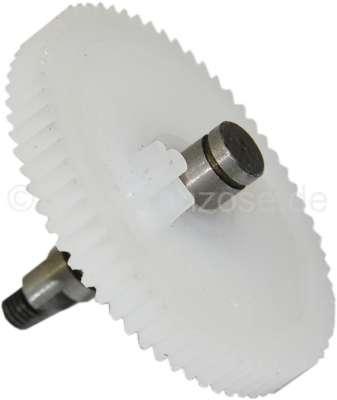 Citroen-2CV Gear largely, for angular 12 V wiper engine, for Citroen 2CV. Or.Nr.A56524