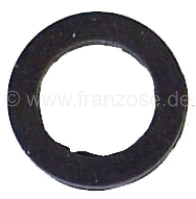 Citroen-2CV Wiper axle sealing rubber, under the chrome ring. Suitable for Citroen 2CV, HY.