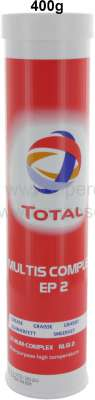Citroen-2CV Lubricating grease, color blue, 400g cartouche. Original one by AGRO! Blue lubricating gre