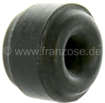 Citroen-2CV Dust cap from rubber, for the vent screw at brake calipers and wheel brake cylinders. Univ