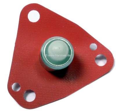 Diaphragm for carburetors, for Solex 32 PBISA 7-8-11-12