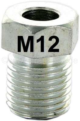 Sonstige-Citroen Clinch screw, for 6.35mm hydraulic pipe. Thread: 12mm.