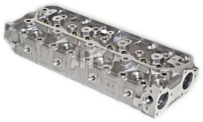 Peugeot Cylinder head, new part. Suitable for Peugeot 504 1,9D. Peugeot J7 1,9D. Citroen HY Diesel