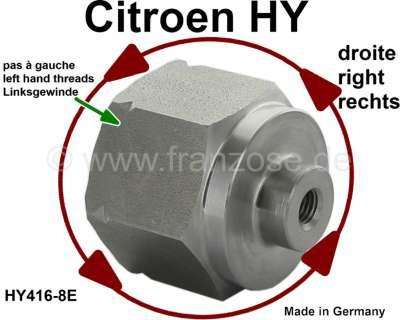 Citroen Dispatch 2007-2017 Driveshaft Front Left Hand Side