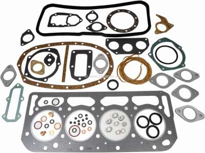 Citroen-DS-11CV-HY Engine gasket set inclusive cylinder head gasket, suitable for Citroen DS20, DS21, ID19B,
