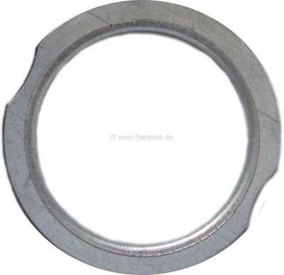 Peugeot Exhaust pipe seal. Suitable for Citroen HY Diesel (XDP88). Peugeot 504 2.3D (XD2). Peugeot