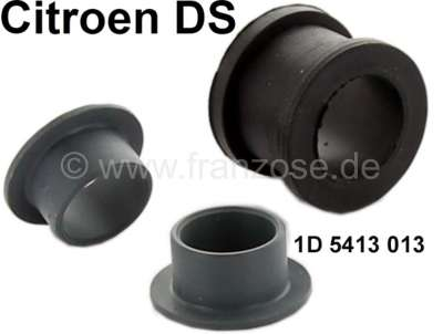 Centrifugal governor silent rubber, for the tightening screw