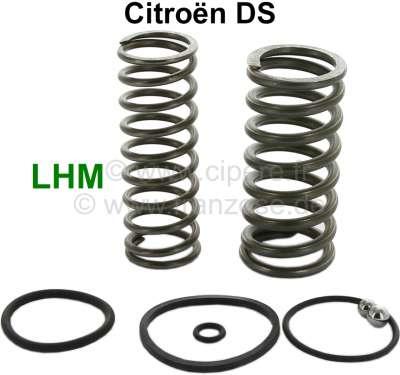 Citroen-DS-11CV-HY Hydraulic pressure controller repair set. System LHM. Suitable for Citroen DS.