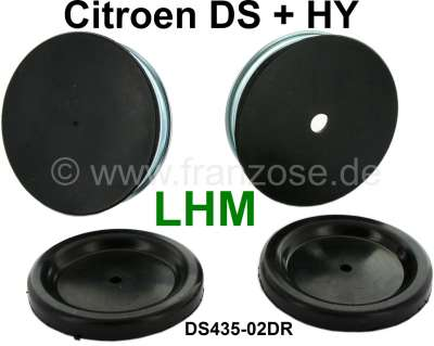 Citroen-DS-11CV-HY Vehicle height corrector repair set. Hydraulic system LHM. Suitable for Citroen DS + HY wi