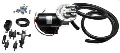 Peugeot Hydrovac vacuum pumps electrically for Hydrovac brake boosters universal. Completely with