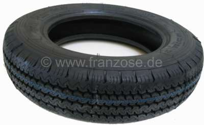 Citroen-DS-11CV-HY Tire 17x400. Manufacturer Vredestein. Suitable for Citroen HY.  Peugeot J7, 203 BREAK.