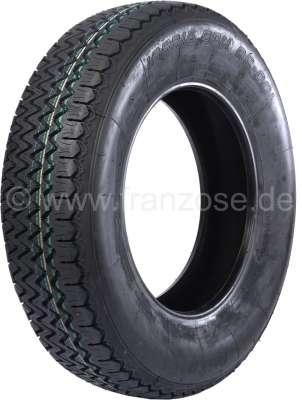 Citroen-DS-11CV-HY Tire Retro 185HR15. Suitable for Citroen DS.