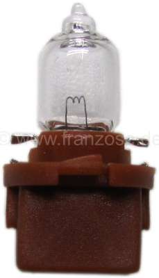Sonstige-Citroen Bulb 12Volt, 3 Watt halogen, socket B10d halogen. (Dashboard lamp)
