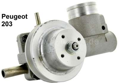 PEUGEOT 403  WATER PUMP PULLEY 2 available NEW