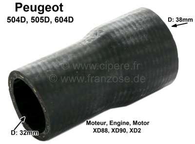 p 504 505 604 radiator hose reduction connection diesel engine rh franzose de