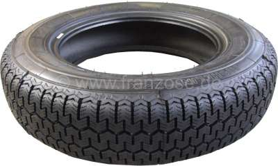 Peugeot Tire 165R15 XZX. Manufacturer Michelin. Suitable for Peugeot 403 + 404.