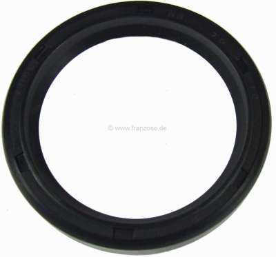 Peugeot P 204/304/504/505/604, shaft seal wheel bearing (exterior). Outside diameter: 70mm. Inside