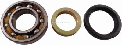 Peugeot P 403/404/504, wheel bearing set rear. Suitable for Peugeot 403, of year of construction 1