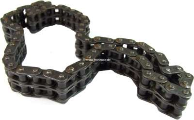 Renault R4, Camshaft drive chain, 64 chain links (duplex, double chain). Suitable for Renault R4 (