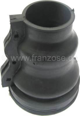 Renault Sealing rubber (collar) for the rear axle tube at the gearbox. Suitable for Renault Carave