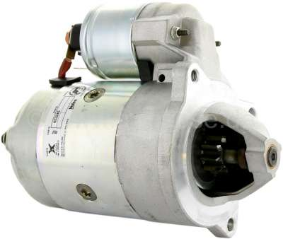 Renault Starter motor (in the exchange), suitable for Renault R4 (1108cc, 112, R1128, S128, R2391)