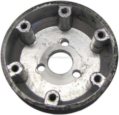 Renault Steering wheel adapter for sport steering wheel (without TÜV admission). Suitable for Rena