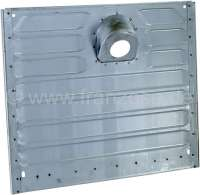 AK/ACDY, tank panel for Citroen AK400 + ACDY. Large corrugated sheet, reproduction. Made in Europe. -1 - 15303 - Der Franzose