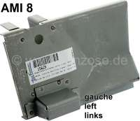 AMI8, jacking mounting (repair sheet metal), in front on the left. Suitable for Citroem AMI 8. - 15625 - Der Franzose