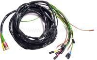 Tail cable harness, suitable for Citroen Mehari. Made in Germany. - 14499 - Der Franzose
