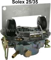 Carburetor setting gauge. For the height adjustmenting from the carburetor float. Suitable for Citroen 2CV6, Dyane 6, Mehari. For oval carburetor Solex 26/35. Made in Germany.