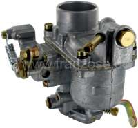 Carburetor SOLEX 28C, suitable for Citroen 2CV (AZAM), early years of construction. -1 - 10287 - Der Franzose