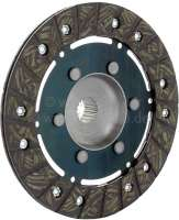 Clutch disk centrifugal clutch. Suitable for Citroen 2CV starting from year of construction 04/1966. 160mm diameter. 18 teeth. Or.Nr.AZ313-01C -1 - 10495 - Der Franzose