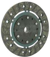 Clutch disk starting from 02/1982. Suitable for Citroen 2CV6. -1 - 10089 - Der Franzose
